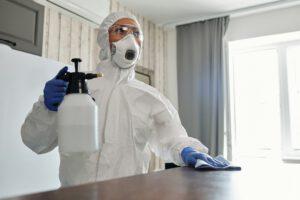 desinfectieapparaat